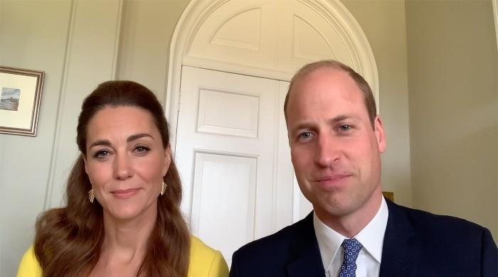 Prince William and Kate Middleton to get vaccinated on camera: report
