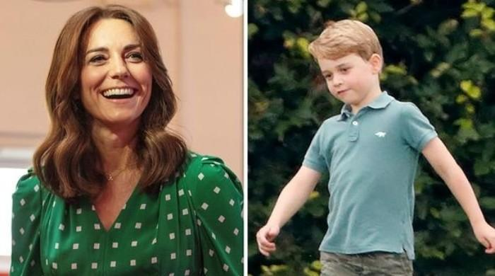Kate and William devastated after Prince George barred from wearing the crown