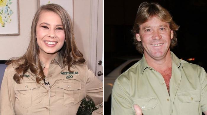 Bindi Irwin remembers late father Steve Irwin in touching pregnancy post