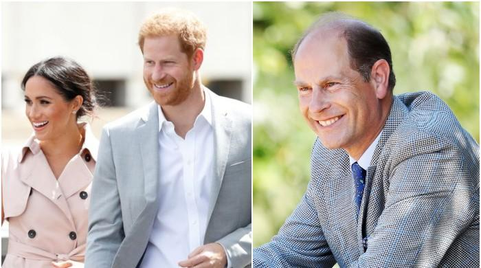 Prince Edward mirrored Meghan Markle, Prince Harry as he lashed out at media