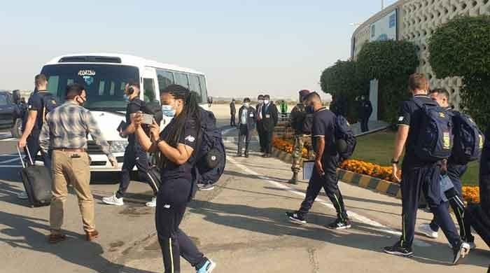Welcome to Pakistan: Twitterati overjoyed at South African team's arrival