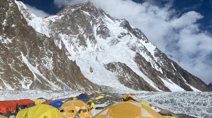 History made as Nepalese climbers become first to reach K2's summit in winter