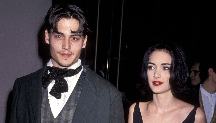 Winona Ryder opens up about her 'embarrassing breakup with Johnny Depp - Geo News