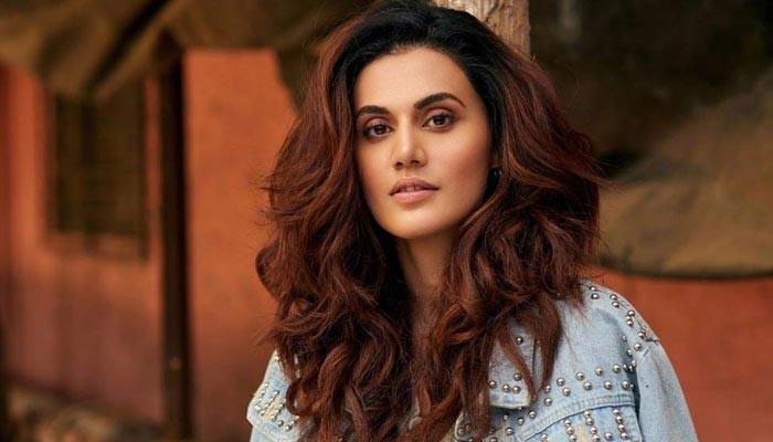 Taapsee Pannus enviable figure is because of her love for laddoos - Geo News