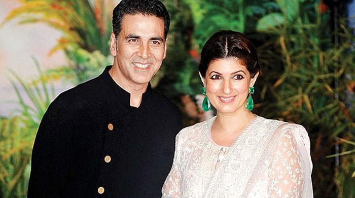 Akshay Kumar, Twinkle Khanna celebrate 20th wedding anniversary