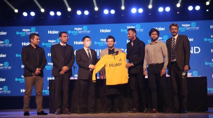 PSL 6: Peshawar Zalmi, Haier Pakistan to continue 'winning partnership' for fifth year