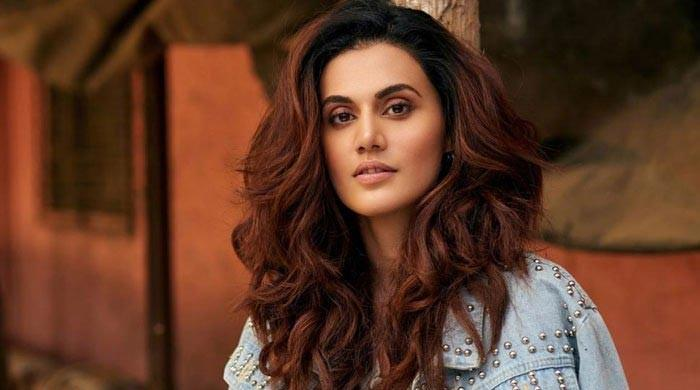 Taapsee Pannu's enviable figure is because of her love for laddoos