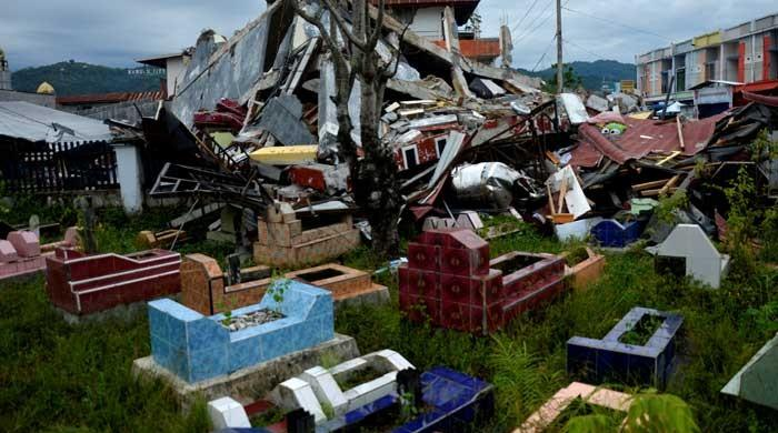 Indonesia earthquake death toll reaches 73