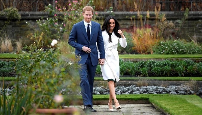 Prince Harry, Meghan Markle accused of 'playing the victim card - Geo News
