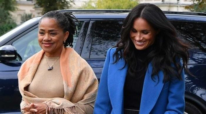 Meghan Markle's mum Doria Ragland's heartbreaking reaction to Megxit