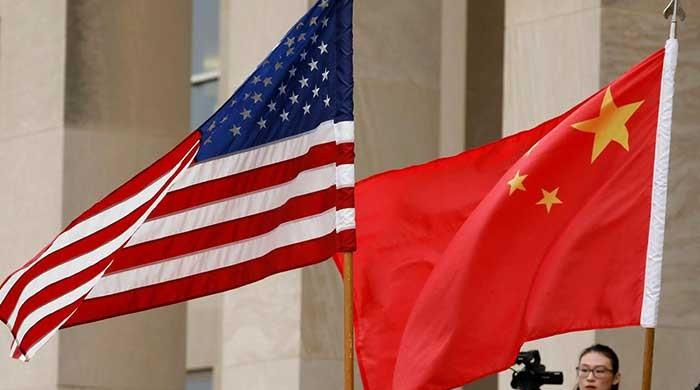US officials to get sanctioned for 'nasty behaviour' over Taiwan: China