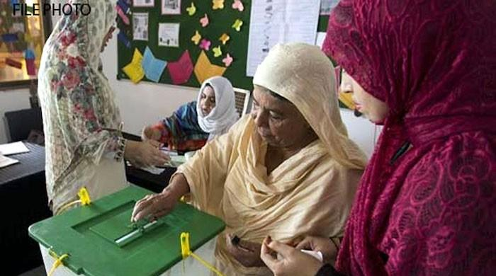 Polling for by-election in PS-52 Umerkot-II under way