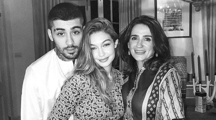Zayn Malik's mother surprises Gigi Hadid with her 'favourite' chocolate
