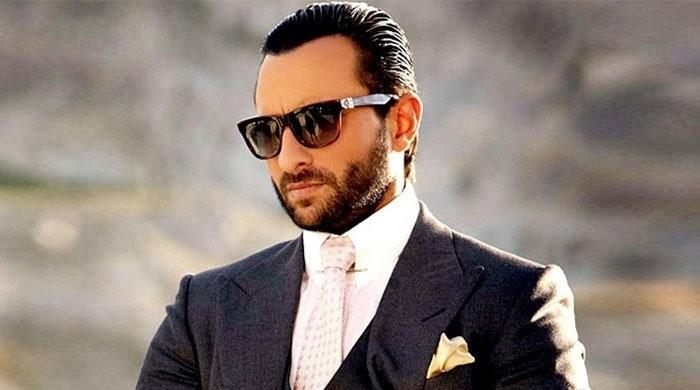 Saif Ali Khan over the moon about becoming a father again