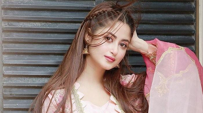 Sajal Ali expresses gratitude on her birthday