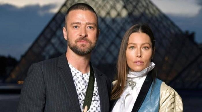 Justin Timberlake confirms birth of second son with wife Jessica Biel