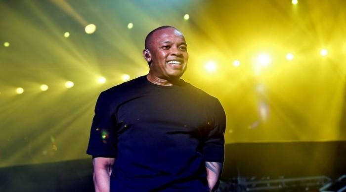 Dr Dre resumes work following hospitalisation over brain aneurysm