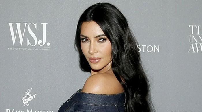 Kim Kardashian accused of blackfishing after uneven tan