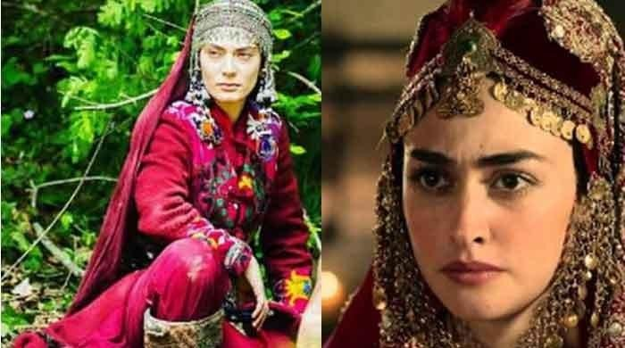 Ertugrul's Goncagul Hatun looks gorgeous in Instagram pictures