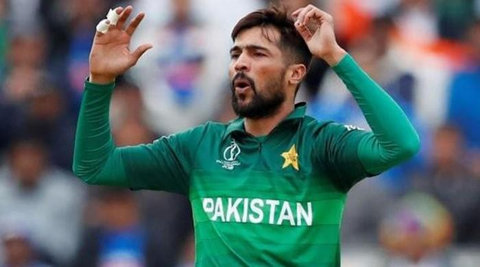 Mohammad Amir says he will come back once 'current management leaves'