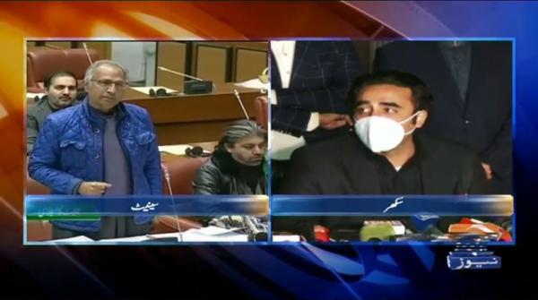 Bilawal Bhutto Zardari ki Sukkur mein Press Conference | 18th January 2021