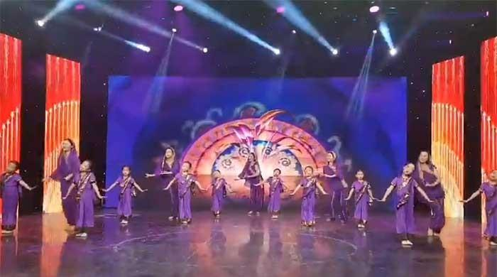 Chinese children's 'colourful' performance touches Pakistan envoy's heart