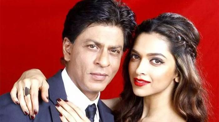 Deepika Padukone confirms her next film with Shah Rukh Khan