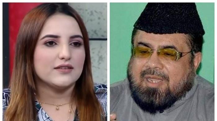 TikTok star Hareem Shah says she will continue to expose hypocrites