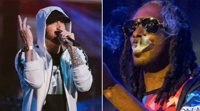 Snopp Dogg clarifies that 'beef' with Eminem is 'family business'