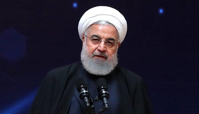 Iran's Rouhani says