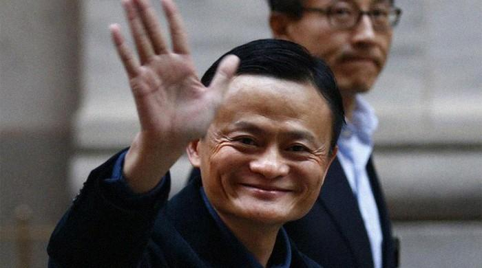 Video: Jack Ma makes first public appearance after going missing for months