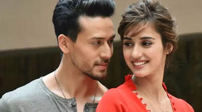 Tiger Shroff leaves girlfriend Disha Patani awestruck with BTS video of his song 'Casanova'