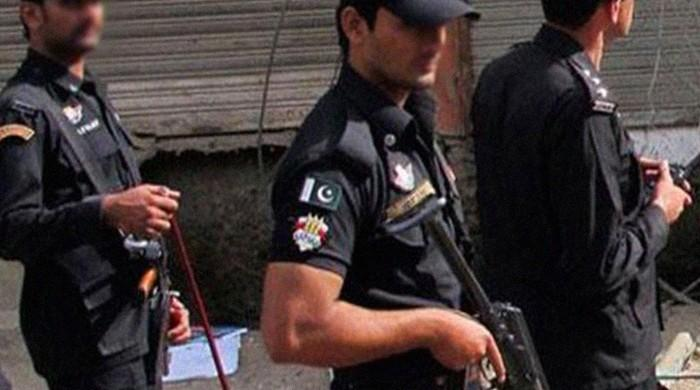 Three Peshawar men arrested for announcing wedding date without woman's consent