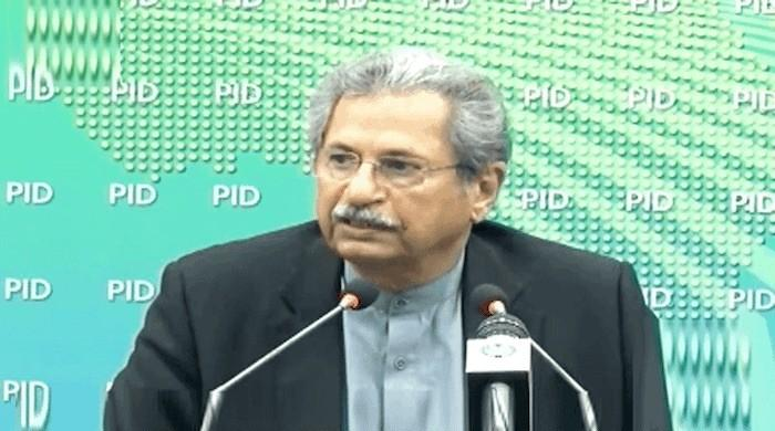 Shafqat Mehmood announces PTI govt's civil services reforms