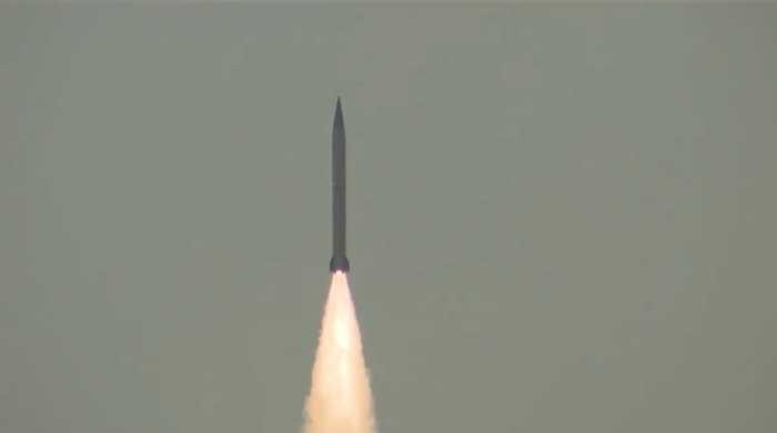 Pakistan conducts successful flight test of Shaheen III ballistic missile