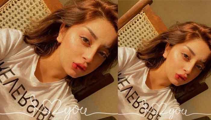 Alizeh Shah sets internet ablaze with her stunning selfie