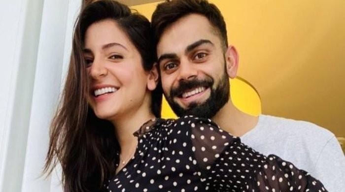 Anushka Sharma, Virat Kohli appear in public for first time since becoming parents