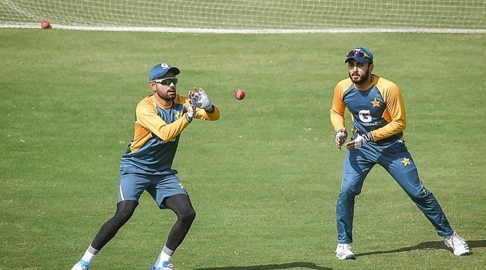 Pakistan begin training camp in Karachi ahead of 1st Test against South Africa