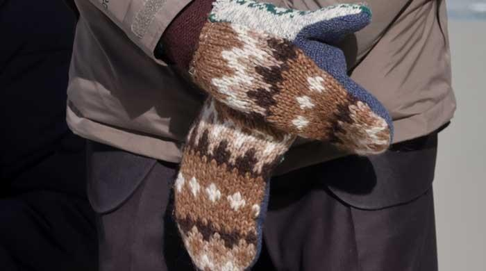 Bundled-up Bernie: The story of the mittens that sparked an inauguration meme storm