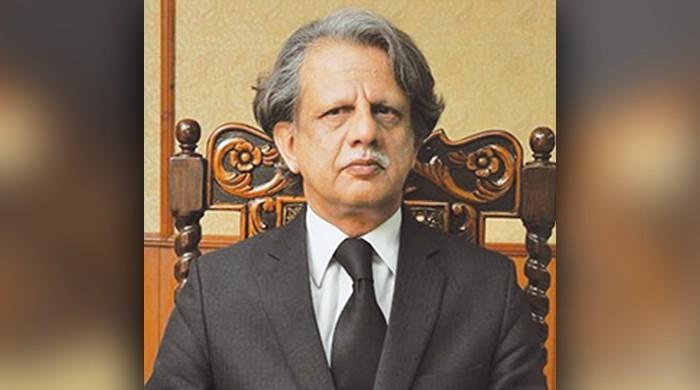 Retired Justice Azmat Saeed to head govt's probe into Broadsheet LLC scandal