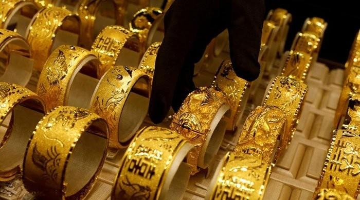 Gold traded at Rs113,550 per tola in Pakistan on January 22