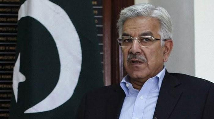 Accountability court rejects NAB plea to extend Khawaja Asif's physical remand