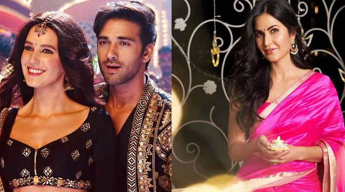Fans compare Isabelle Kaif with Katrina Kaif as she unveils first look of her new film