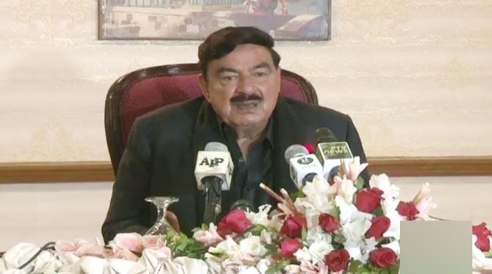 Broadsheet scandal to put Opposition in a 'tough spot', says Sheikh Rasheed