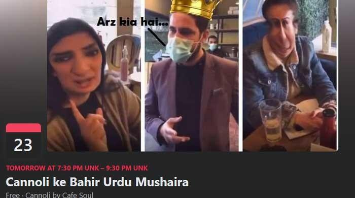 Urdu mushaira to be held outside restaurant in protest against #CannoliOwners