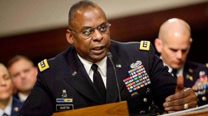 General Austin becomes first Black defence secretary in US history