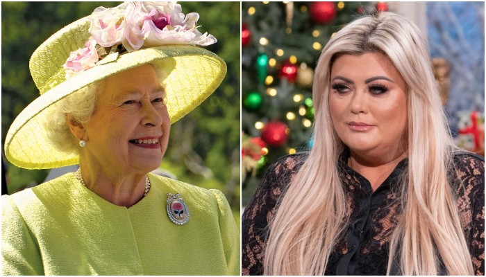Gemma Collins wants to take over Buckingham Palace and exile the Queen - Geo News
