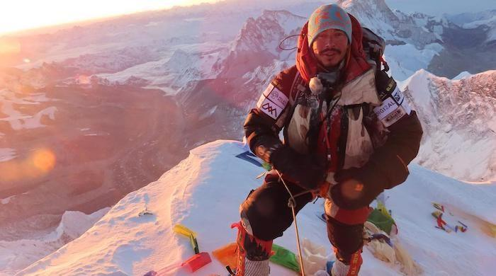 'Thank you Pakistan': Nepalese mountaineers overjoyed with emotions over completing K2 summit in winter