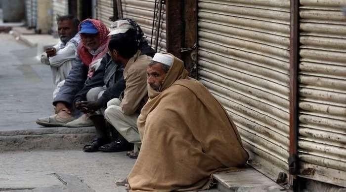 Winter to stay: Karachi's temperature drops to 8.5°C on Sunday