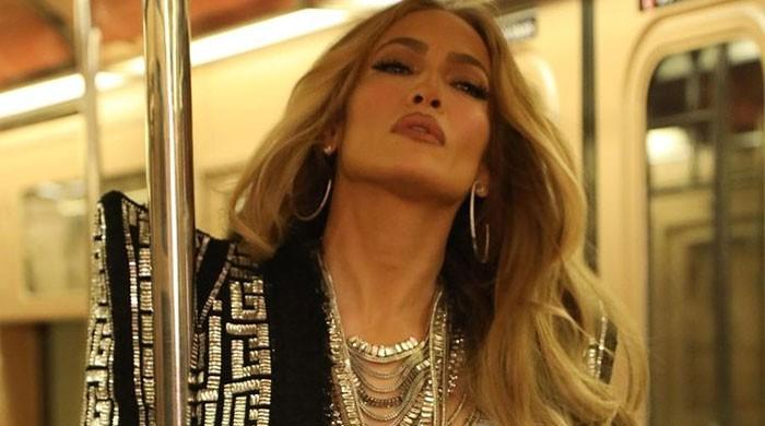 Jennifer Lopez thanks fans for love as she marks 20th anniversary of her 2nd studio album 'J.Lo'